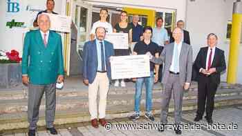Furtwangen: Ski-Nachwuchsschmiede erhält hochkarätige Spenden - Furtwangen - Schwarzwälder Bote