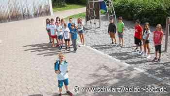Furtwangen: Sportliche Schüler erhalten Auszeichnung - Furtwangen - Schwarzwälder Bote