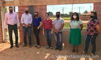 Recursos do deputado Ismael Crispin fortalecem educação de Pimenta Bueno - Portal Rondonia