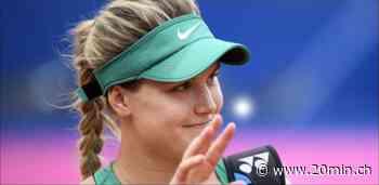 Tennis: Elle dévoile son code à 2,1 mios de personnes - 20 Minutes