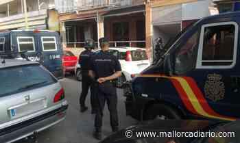 Detenido en Palma tras robar la recaudación de un estanco y agredir a la empleada - mallorcadiario.com