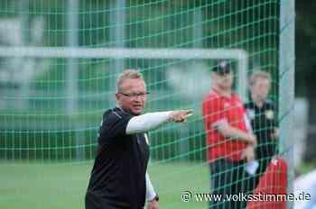 Halberstadt: König: Spielen keinen Freizeitfußball - Volksstimme