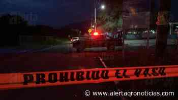 Embolsado en camino de Montenegro a Pintillo traía impactos de bala - Queretaro