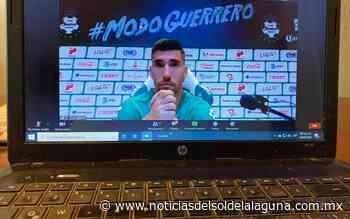 Ir por los tres puntos contra Monterrey: Fernando Gorriarán - Noticias del Sol de la Laguna