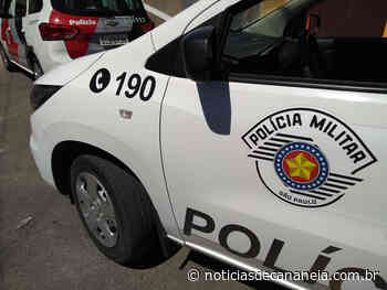 POLÍCIA MILITAR PRENDEU DOIS HOMENS POR ROUBOS DURANTE OPERAÇÃO EM CAJATI - Noticia de Cananéia