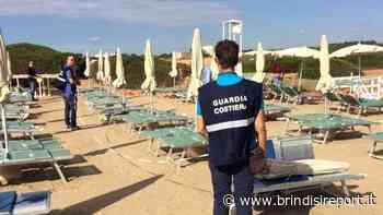 Occupa abusivamente la spiaggia con ombrelloni e lettini: denunciato imprenditore - BrindisiReport