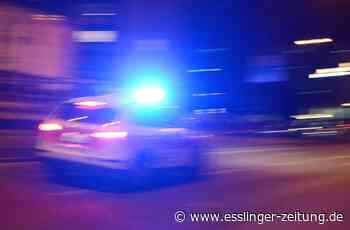 Wendlingen: Betrunkener Radfahrer bei Sturz verletzt - esslinger-zeitung.de
