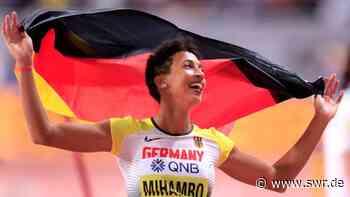Malaika Mihambo: Wendlingen statt Weitsprunggold   Mehr Sport   SWR Sport - SWR