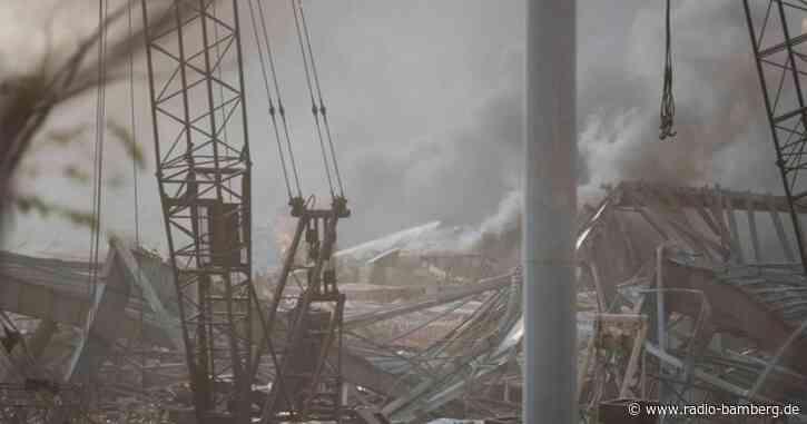 Explosion in Beirut: Mindestens 50 Tote und 2700 Verletzte