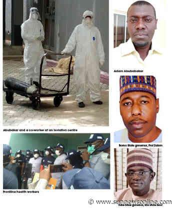 Agony of Borno, Yobe frontline health workers – The Sun Nigeria - Daily Sun