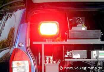Blitzer: Autofahrer bekommen kein Geld zurück - Volksstimme