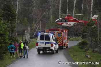 Wernigerode/Magdeburg: Weniger Einsätze für Bergretter wegen Corona - Volksstimme