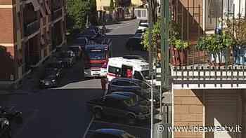 Bra: ambulanza e Vigili del Fuoco intervenuti in via Alessandro Pertini - IdeaWebTv