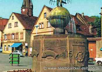 Ottweiler Quakbrunnen in neuen Bildern - Saarbrücker Zeitung