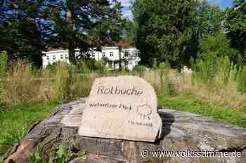 Gardelegen/Weteritz: Ein Holzscheit zur Erinnerung - Volksstimme