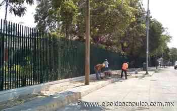 Sedatu invierte recursos extraordinarios para remodelar Parque Papagayo: Navarrete Quesada - El Sol de Acapulco