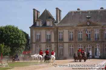Le Haras national du Pin, ou le bien nommé Versailles du cheval - Tendance Ouest