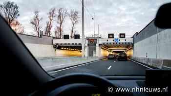 Velsertunnel richting Beverwijk weer open na technisch mankement - NH Nieuws