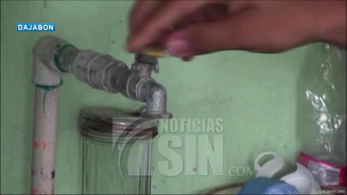 Sequía afecta Dajabón en medio de pandemia por COVID-19 - Noticias SIN - Servicios Informativos Nacionales