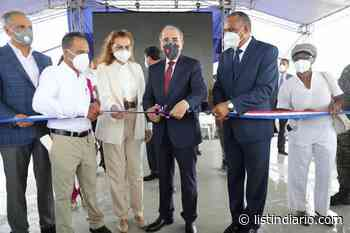 Presidente Danilo Medina entrega obras hidráulicas en Dajabón - Listín Diario