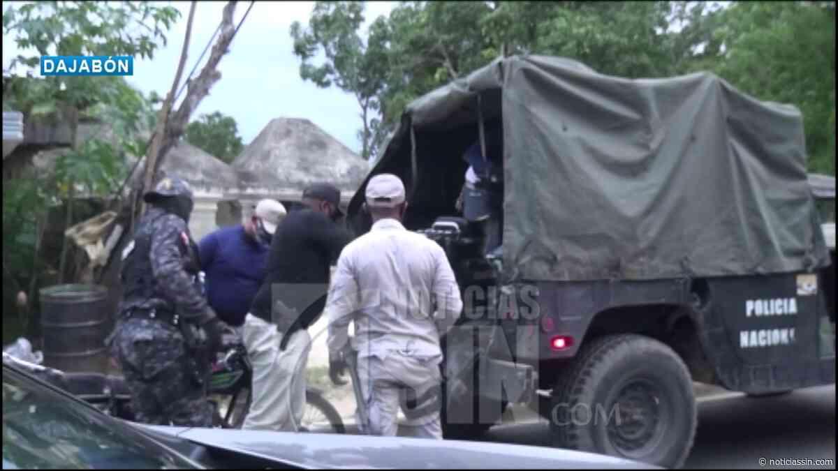 Detenciones e incautación de motocicletas en Dajabón durante toque de queda - Noticias SIN - Servicios Informativos Nacionales
