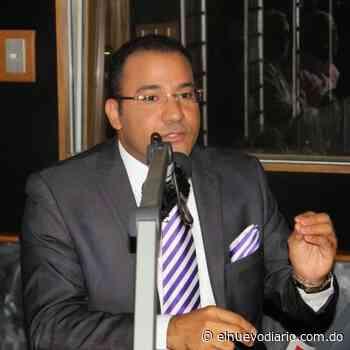 Declaran a Salvador Holguín embajador de Dajabón por su labor social - El Nuevo Diario (República Dominicana)
