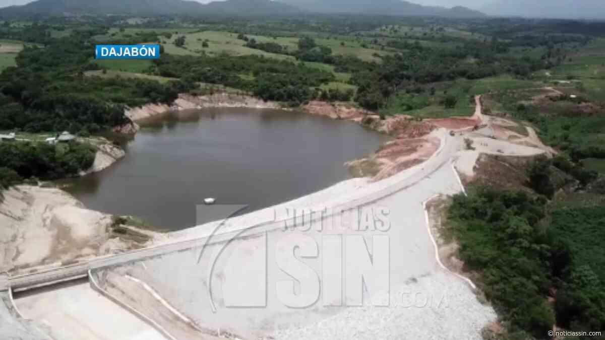 En etapa final construcción de presa La Piña en Dajabón - Noticias SIN - Servicios Informativos Nacionales