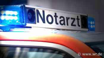 Feuer in Werl: Zwölf Bewohner in Krankenhäuser eingeliefert - WR
