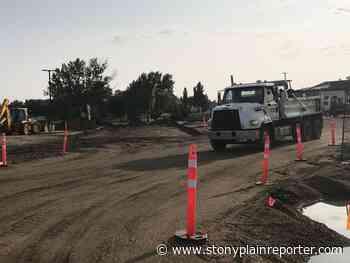 Spruce Grove, Stony Plain receive millions in municipal stimulus - Stony Plain Reporter