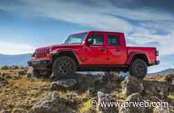 Stony Plain Chrysler Offers the 2020 Jeep Gladiator for Edmonton-Area Pickup Truck Shoppers - PR Web