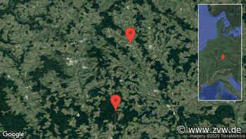 Feuchtwangen: Gefahr durch kaputten LKW auf A 7 zwischen Feuchtwangen/Crailsheim und Virngrundtunnel in Richtung Ulm - Staumelder - Zeitungsverlag Waiblingen