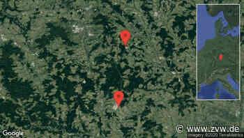 Fichtenau: Linke Spur blockiert auf A 7 zwischen Feuchtwangen-West und Ellwangen in Richtung Ulm - Staumelder - Zeitungsverlag Waiblingen