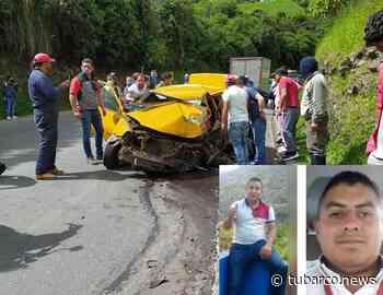 Luto en Túquerres: accidente de tránsito cobró la vida de dos hermanos - TuBarco