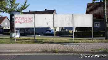 Keine Einigung beim Plakatieren zur Kommunalwahl in Bergkamen: FDP und BergAuf scheren aus - wa.de