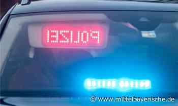 Polizeiauto im Überholverbot überholt - Region Kelheim - Nachrichten - Mittelbayerische