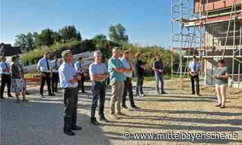 Richtfest für 1,2-Millionen-Projekt - Region Kelheim - Nachrichten - Mittelbayerische
