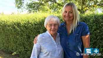 Medebach: Warum diese Enkelin ein Buch über Oma schrieb - Westfalenpost