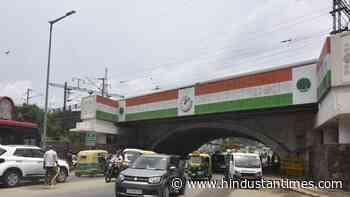 Delhi's Minto Bridge reopens after waterlogging amid heavy rains - Hindustan Times