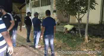 Homem não identificado é assassinado a tiros em Parauapebas - Jornal Folha do Progresso