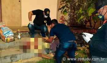 Dependente químico executado com quatro tiros de pistola em Parauapebas - Blog do Zé Dudu