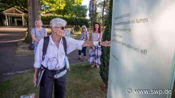 Kulturrunde durch Eislingen : Kunst und Leben vereinen sich - SWP