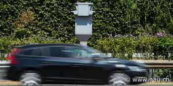 Geschwindigkeitskontrollen im Juni in Stetten - Nau.ch