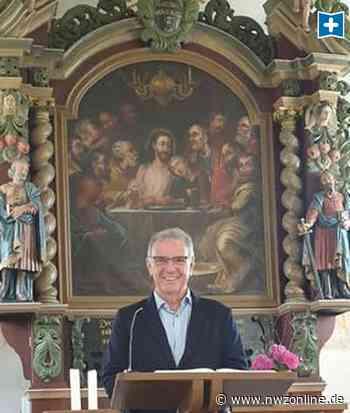 Kirche In Apen: Ein langer Abschied nach 37 Jahren für Pastor Kunst - Nordwest-Zeitung