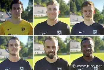 Sechs Neue beim SV Sulzbach - FuPa - das Fußballportal