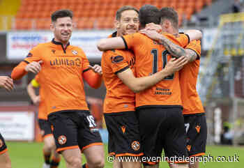LEE WILKIE: Dundee United's Premiership return ended with tinge of disappointment but positives far outweighed negatives - Evening Telegraph