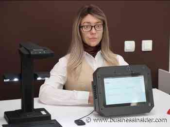 Humanoid Promobot is a civil servant in Perm, Russia - Business Insider - Business Insider
