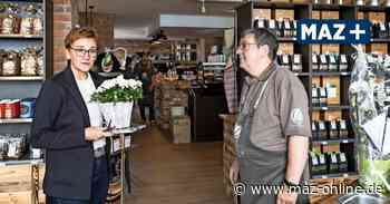 Wittenberge: Kaffee- und Teehauses in gemütlicher Lage - Märkische Allgemeine Zeitung