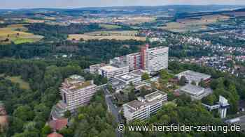 Radikalumbau am Klinikum Hersfeld-Rotenburg: HKZ bleibt nur die Reha - hersfelder-zeitung.de