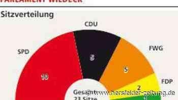Die Kita-Kosten in Wildeck werden erstattet - Hersfelder Zeitung