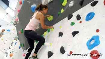 Neustart auf Rosmart in Altena: So lief der erste Tag in der Kletterwelt - Meinerzhagener Zeitung